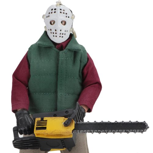 Christmas Vacation 8-Inch Scale Chainsaw Clark Action Figure