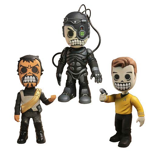 Star Trek Skele-Treks Series 1 Vinyl Figure Case