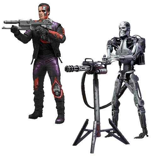 RoboCop vs. The Terminator 7-Inch Series 1 Action Figure Set