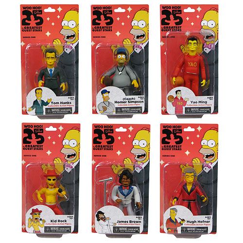 Simpson Series 1 Limited Edition Action Figure Case
