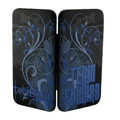 Twilight New Moon Team Edward Wallet