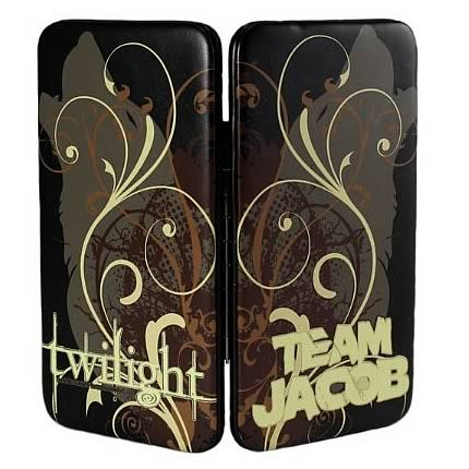 Twilight New Moon Team Jacob Wallet