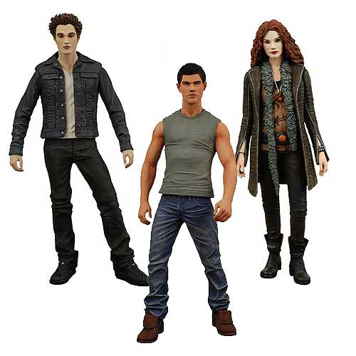 Twilight Eclipse Action Figures Series 1 Case
