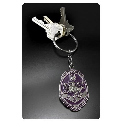 Twilight Breaking Dawn Cullen Crest Metal Key Chain