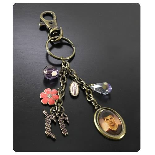 Twilight Breaking Dawn Team Jacob Key Chain