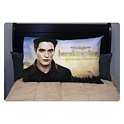 Twilight Breaking Dawn Part 2 Edward Pillow Case