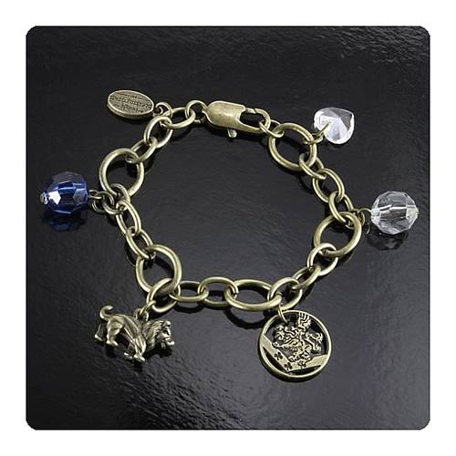 Twilight Breaking Dawn Pt 2 Cullen Crest Charm Bracelet