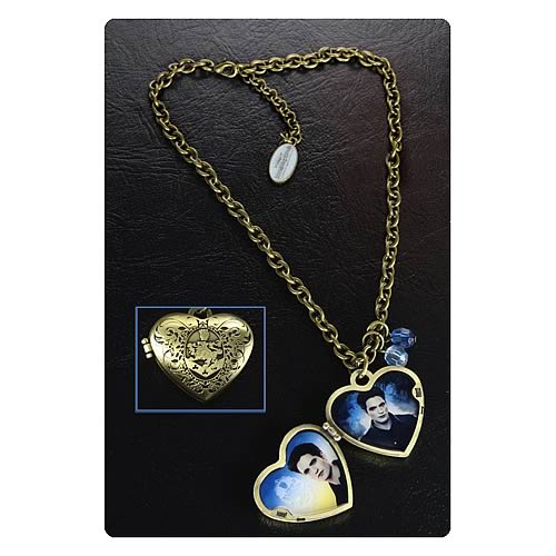 Twilight Breaking Dawn Part 2 Edward Locket Necklace
