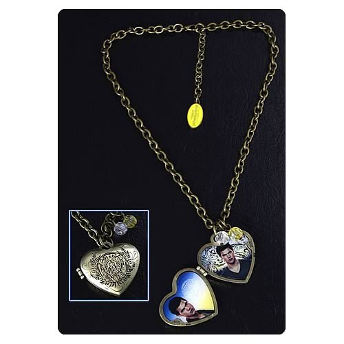 Twilight Breaking Dawn Part 2 Jacob Locket Necklace