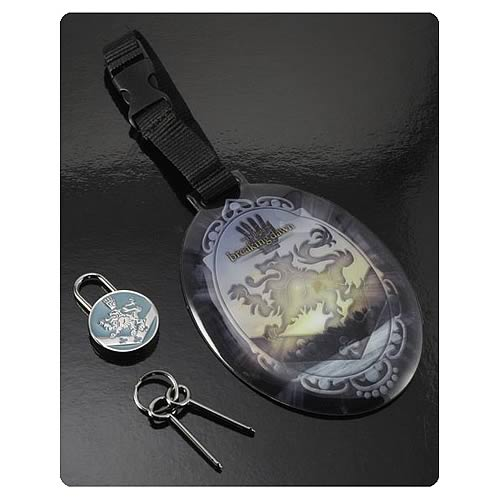 Twilight Breaking Dawn Part 2 Cullen Crest Luggage Tag