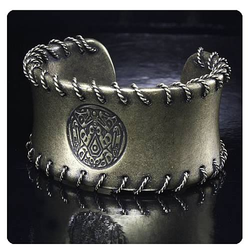 Twilight Breaking Dawn Part 2 Tribal Tattoo Wire Cuff
