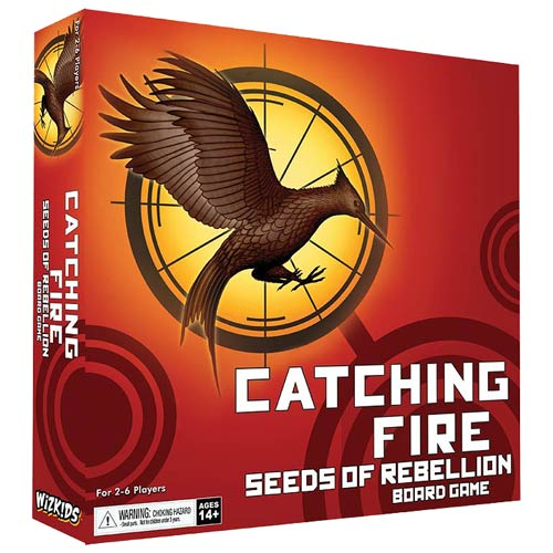 Hunger Games Catching Fire Seeds of Rebellion Strategy Game