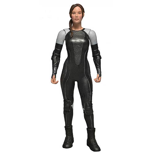 Hunger Games Catching Fire Katniss Everdeen Action Figure