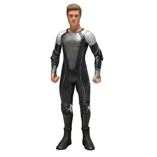 Hunger Games Catching Fire Peeta Mellark Action Figure