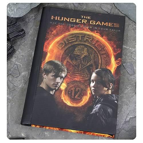 Hunger Games Movie Katniss and Peeta District 12 Journal ...