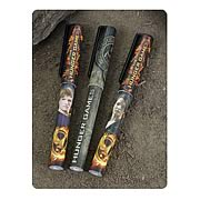 Hunger Games Movie Katniss and Peeta District 12 Pen Set