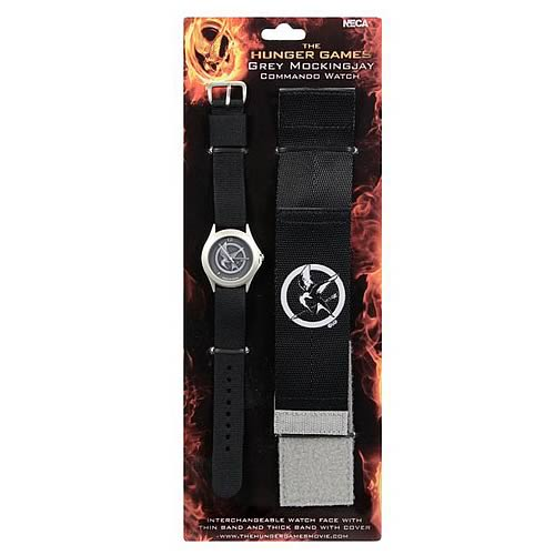 Hunger Games Movie Gray Mockingjay Watch