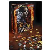 Hunger Games Movie She's A Survivor Jigsaw Puzzle