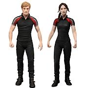 Hunger Games Movie 7-Inch Series 2 Action Figure Set