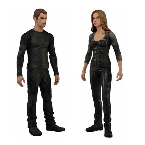 Divergent Movie 7-Inch Scale Action Figure Set