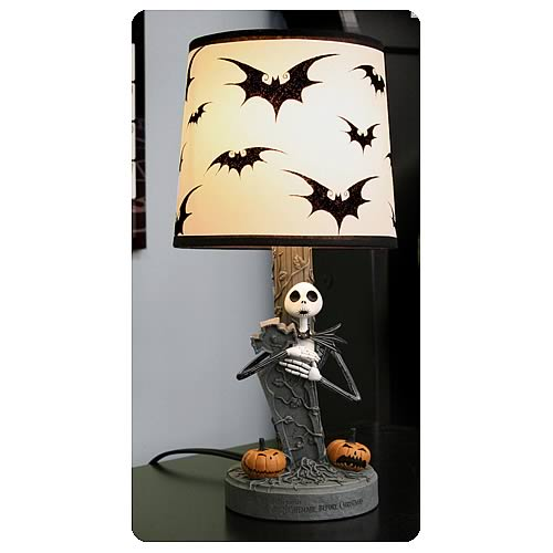 home neca nightmare before christmas lamps nightmare before christmas ...