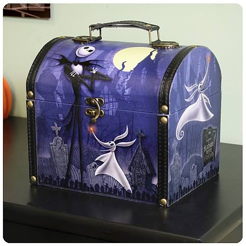 ... Lunch Box Carrying Case - NECA - Nightmare Before Christmas - Lunch