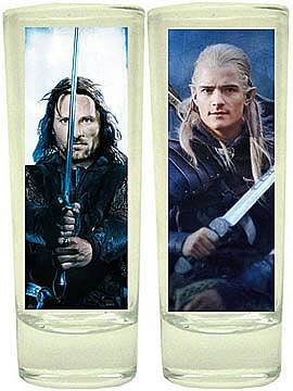 LOTR Heroes Shooter Set