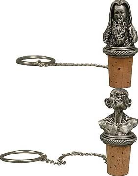 LOTR Wine Stopper Set
