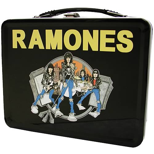 Ramones Lunchbox