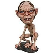 Lord of the Rings Gollum Bobble Head