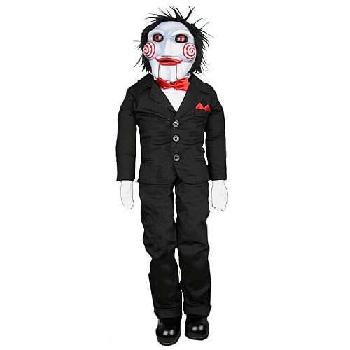 Saw Billy the Jigsaw Puppet 9-Inch Plush