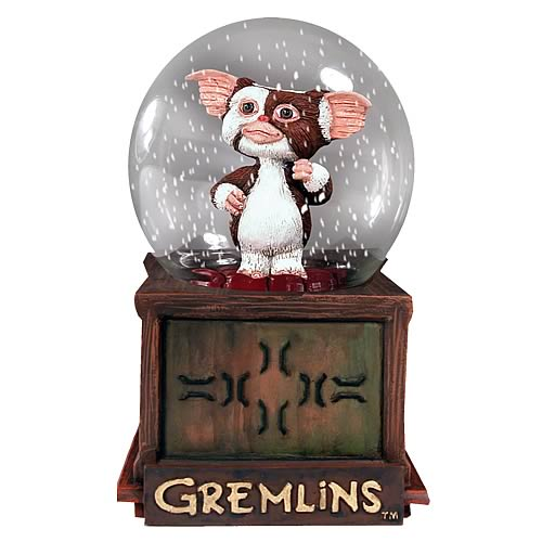 Gremlins Gizmo Snow Globe