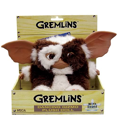 Gremlins Gizmo Dancing Plush with Sound