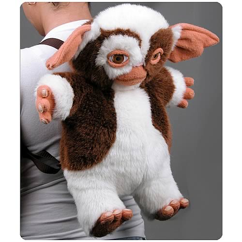 Gremlins Gizmo Plush Backpack