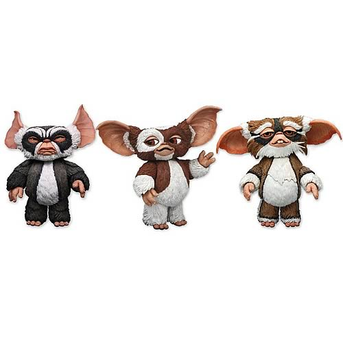 Gremlins Mogwai Series 1 Action Figure Case