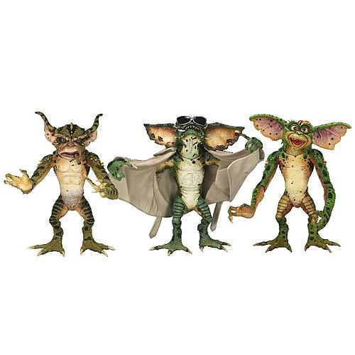 Gremlins Series 1 Action Figure Case