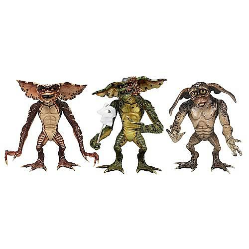 Gremlins Series 2 Gremlins Action Figure Case