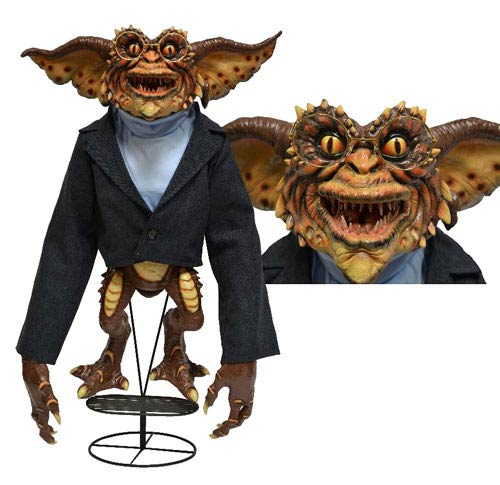 Gremlins 2 New Batch Brain Gremlin Stunt Puppet Prop Replica