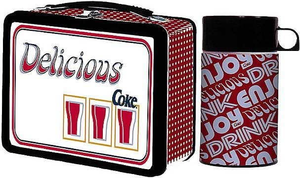 Coca-Cola Collectible Lunchbox Series 1