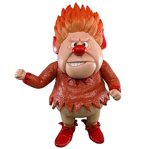 Year Without a Santa Claus 7-Inch Heat Miser Action Figure