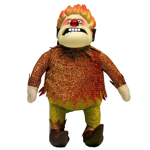 Year Without a Santa Claus Heat Miser Large Plush