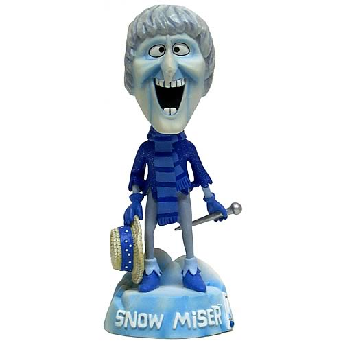 Year Without a Santa Claus Snow Miser Head Knocker