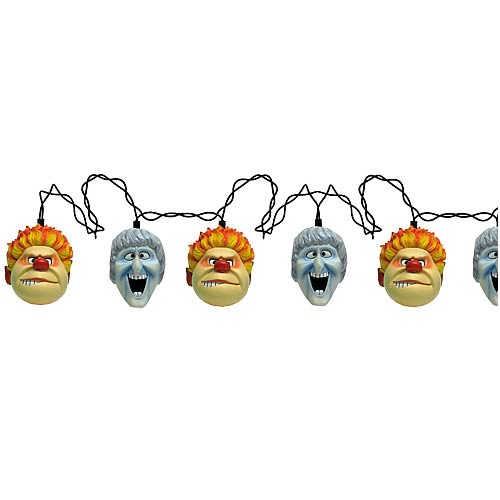 Year Without a Santa Claus Head Lights