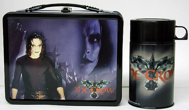 The Crow Lunch Box #3