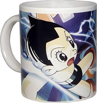 Astro Boy Decal Mug