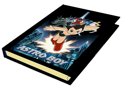 Astro Boy Black Journal
