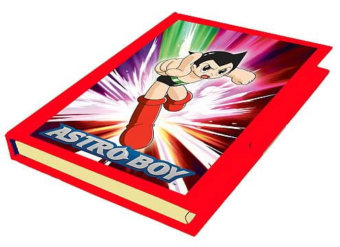 Astro Boy Red Journal