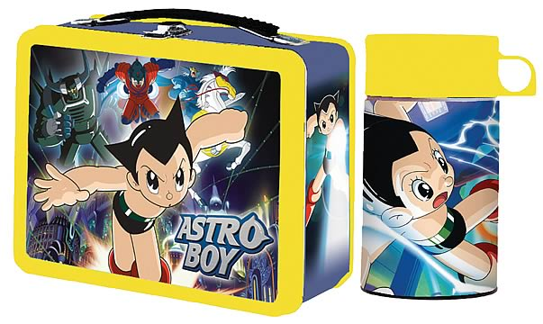 Astro Boy Lunchbox