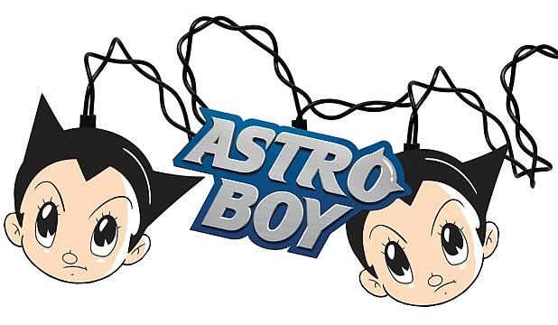 Astro Boy Holiday Lights