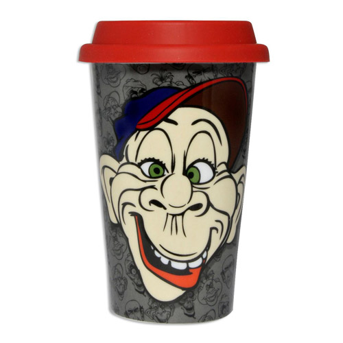 Jeff Dunham Bubba J Terrorist Ceramic Travel Mug
